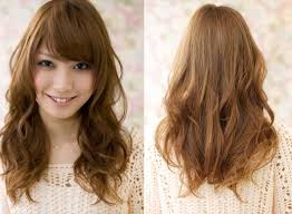 hairstyle for heavier face on woman hairstyles for women hairstyles for long hair long haircuts for