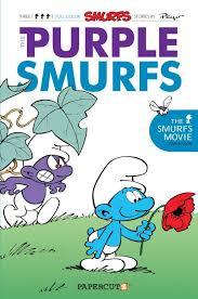 smurfs vol 1 purple smurf comics comixology