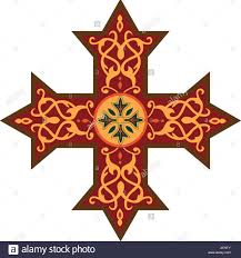 catholic crosses coptic cross is a design used by the coptic catholic church and