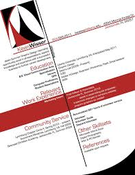 Resume Examples Graphic Designer by 10 Best Design Resumes Images On Pinterest Graphic Designer