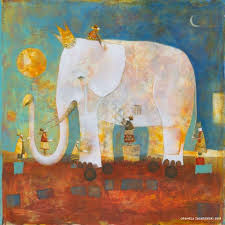 Blind Men And The Elephant Poem Elephants Featured Artist February 2015 Other Cool Birds