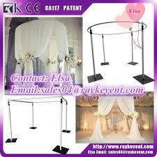 Portable Stage Curtain Gorgeous Portable Stage Curtain Stand Used Pipe And Drape For Sale