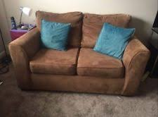 microfiber sofa and loveseat buchannan microfiber sofa loveseat couch dark chocolate ebay