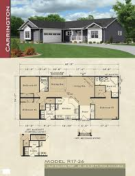 4 Bedroom Modular Home Prices by 124 Best Home Design Double Wide Images On Pinterest