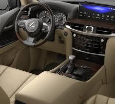 lexus interior 2018 2019 lexus lx 570 interior suv specs topsuv2018