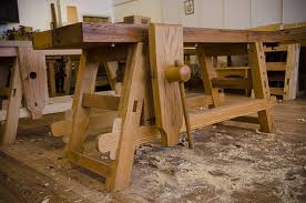 Woodworking Bench Plans Pdf by Free Workbench Plans For The Moravian Workbench Wood And Shop