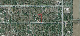 0 99 lot land for sale in dunnellon florida at rainbow lakes