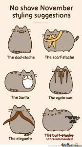 Pusheen The Cat Meme - november pusheen the cat by remilia meme center