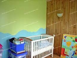 couleur peinture chambre bébé chambre bebe bleu turquoise couleur peinture chambre bacbac chambre