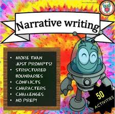 the 25 best narrative writing prompts ideas on pinterest