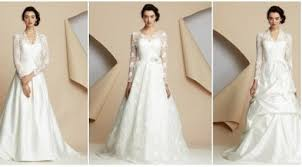 wedding dress type choosing the wedding dress style for your type 2