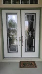 Glass Inserts For Exterior Doors Odl Delray Door Glass Decorative Insert Fiberglass
