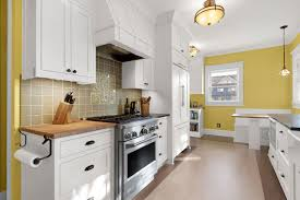 yellow kitchen walls white cabinets kitchen remodel sitka projects
