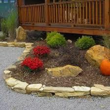 stone garden edging diy garden edging bob vila