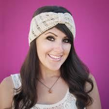 crochet headbands free crochet pattern october nights headband