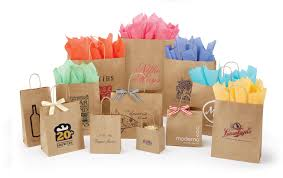 gift bags kraft shopping and gift bags box and wrap