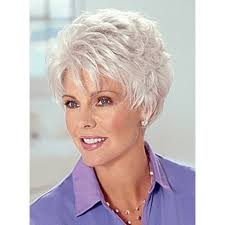 best shoo for gray hair for women best old lady grey hair wig p4