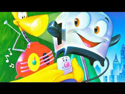 The Brave Little Toaster Characters The Brave Little Toaster Full Movie Youtube