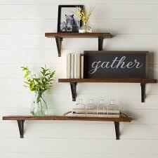 metal style artistic 3 tier kitchen wall shelf kitchen sink and