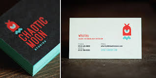 Red Business Cards Business Card Ideas And Inspiration 7