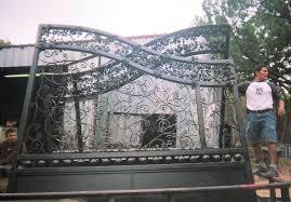 weaver mediterrania iron iron gates weaver creative