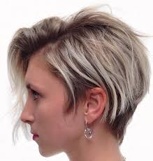 haircuts that show your ears 60 classy short haircuts and hairstyles for thick hair