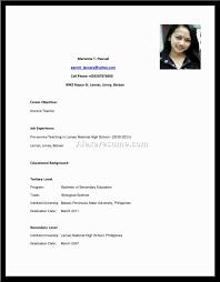 Student Resume Samples For College Applications Resume Sample Format For Students Resume For Your Job Application
