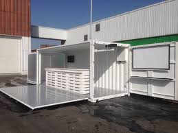 stand para alquiler container stand fabricación pinterest