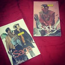 saga vol 2 saga by brian k vaughan and fiona staples chachic s book nook