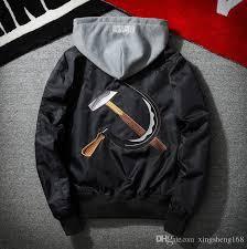 hoodie designer new air coats designer hoodies pilot jacket ma1 nasa jackets
