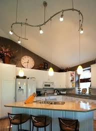 Drop Ceiling Track Lighting Lighting For Vaulted Ceilings Azik Me