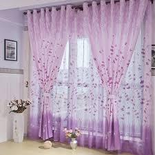 rideau pour chambre d enfant 300x270 cm floral de noël fenêtre rideau pour chambre d enfants