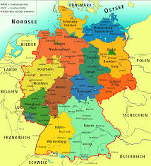 Erfurt Germany Map by Germany Map With Map If Germany Evenakliyat Biz