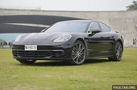 porsche car panamera driven 2017 porsche panamera 4s review touring it in taiwan