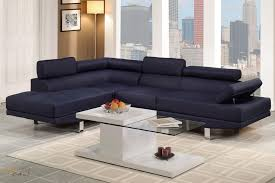 Left Facing Sectional Sofa by Hollywood Blue Linen Adjustable Sectional Sofa With Left Facing