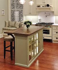 building a kitchen island with seating alternative programming or how to diy a kitchen island from a