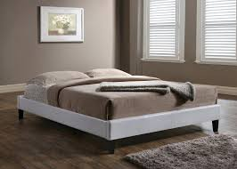 low headboards for bedsbed elm simple bed frame chocolate low bed