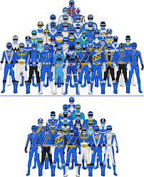 super sentai power rangers blues taiko554 deviantart