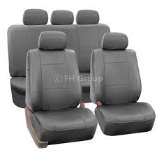 nissan altima leather seat covers pu leather car seat covers w carpet floor mats for split bench ebay