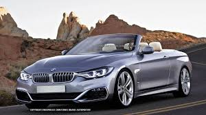 rendered bmw 4 series convertible