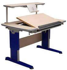 Desktop Drafting Table Tilting Desk Children S Desk Children S Adjusting Desktop Height
