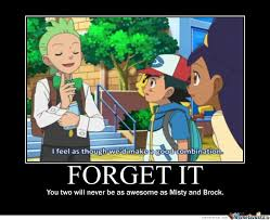 Misty Meme - where s brock and misty by recyclebin meme center