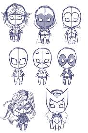 how to draw cartoon characters step by step 30 exles
