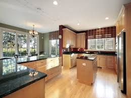Light Wood Kitchen Kitchen Wood Cabinets For Kitchens Light Wood Flooring Images