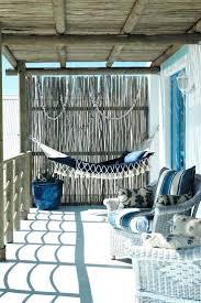 beach bar decor best balcony privacy ideas on curtains screen and