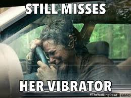 Walking Dead Memes Season 1 - carol peletier and the vibrator love story since twd season 1