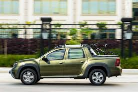 renault duster oroch renault duster oroch duster pick up side launched in brazil
