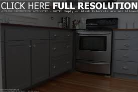 paint kitchen cabinets gray kitchen decoration