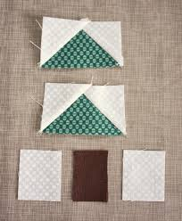 mini christmas tree quilt ornament tutoial diary of a quilter