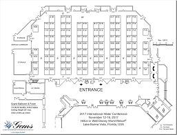 Exhibit Floor Plan Exhibit Hall U2013 Eswp